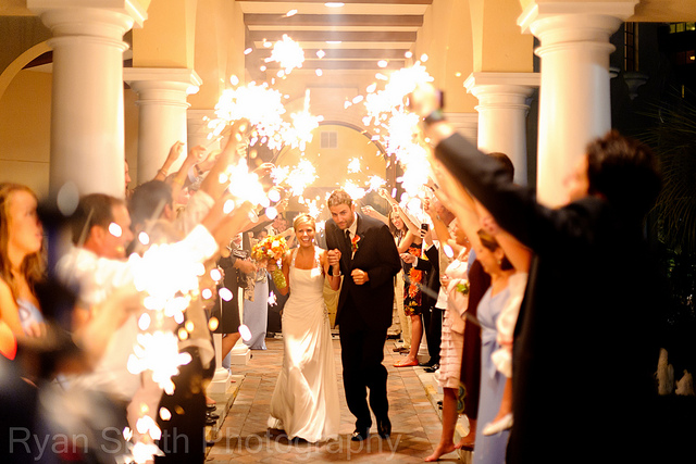 Wedding Sparkler Web Pic