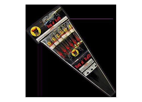 Stick Rockets