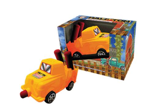 Half-Ton-Truck